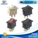 Interruttore elettrico chiaro on-off dell'interruttore di attuatore di qualità dell'UL