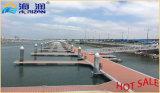 Ponton flottant à cadre en acier galvanisé à chaud en Chine