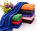 Быстрая сушка ткань из микроволокна полотенце, уборки в автомобиле полотенце, кухонное полотенце, полотенце