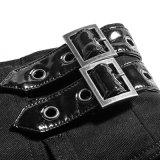 Da Elevado-Cintura militar nova do projeto do verão do delírio do punk K-272 Shorts versáteis