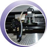 Metal y no laser híbrido del metal que corta la máquina de grabado de acrílico