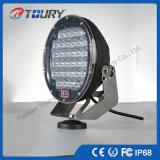 luz campo a través redonda del trabajo de 96W LED para las piezas de automóvil