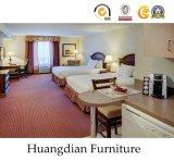 Amerikanisches Art-Hotel-Schlafzimmer-Wohnzimmer-hölzerne Möbel (HD022)