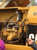 Excavador usado 320c de la correa eslabonada de la oruga en las buenas condiciones para la construcción