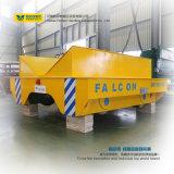Aço Coil Rail Handling Trailer Motorized Pipe Transfer Car