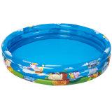 Pink PVC inflable piscina para niños