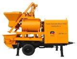 40 M³ Kapazitäts-elektrische Betonpumpe mit Mischer