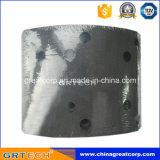 Nicht-Asbest Semi-Metallic LKW-Bremsbeläge für Daweoo