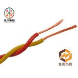 De flexibele Kabel van de Instrumentatie, de Draden 300/500V-3*2.5mmm2 van pvc