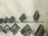 Braçadeira do vidro do banheiro do ângulo 90degree de Circinal do chanfro da boa qualidade de Sh-01b