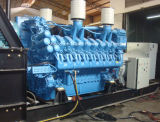 2250kVA 1800kw Output Power Germany Mtu Engine Driving Diesel Generator