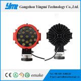 """indicatore luminoso rotondo del lavoro di 51W LED, indicatore luminoso fuori strada del lavoro di 7 """" LED"""