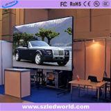 P5 Piscina Bicicleta Die-Casting Cores de Tela de LED do painel de vídeo para a publicidade (CE, RoHS, FCC, ccc)