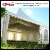 8x8m/ 9x9m/ 10x10m pagode de plein air tente pour partie et cas de mariage