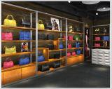 소매 Shopfitting를 위한 금속 전시 벽면, 도매는 금속 Slatwall를 주문을 받아서 만들었다