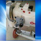 Einzelnes Nadel-einstimmig-Zufuhr Zylinder-Bett bindene nähende Nähmaschine