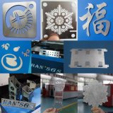 Tagliatrici acquistabili del laser della fibra di CNC dell'alluminio per elaborare del metallo
