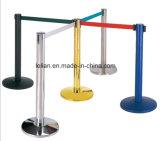 Personalizzare la barriera Palo della corda della coda per zona pubblica (LL-RP001)
