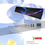 Design agradável pátio de terra de infravermelhos Vela