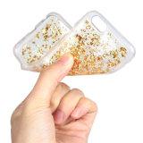 Bling 반짝임 불꽃 iPhone를 위한 연약한 TPU 풍부한 포일 상자 7 8