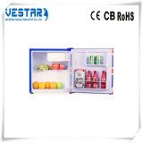 Mini refrigerador portátil pequeno colorido do refrigerador