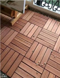 Exterior de Merbau suelos de madera maciza con certificación CE