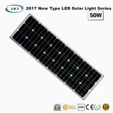 Solar LED Street Light 50W모든 에서 One 2018 새로운 Type