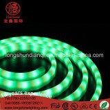 工場価格6-10WのRamadanの装飾のための赤い白LEDのネオン屈曲ロープライト