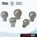 Esfera girada do pulverizador do produto comestível de aço inoxidável (JN-CB2005)