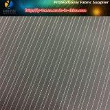 Tela del poliester, alineando la tela, tela de la raya, tela de la ropa (S35.38)