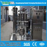自動炭酸清涼飲料の充填機CSDの充填機