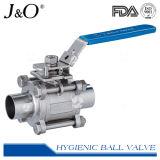 Fabricante sanitárias encapsulados de elevada pureza para a Vedação da Válvula de Esfera de Aço Inoxidável
