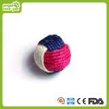 Colorful Cat Sisal Ball Jouets pour animaux de compagnie