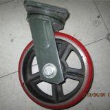 構築のための安全な耐久の信頼できる足場の足車の車輪