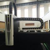 500WファイバーのLsaerの平らな断裁のEngraing機械