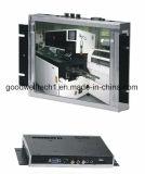 Монитор Раскрывать-Рамки 8 дюймов с сенсорным экраном для применения киоска