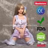 boneca do sexo do silicone real Lifelike de 136cm mini