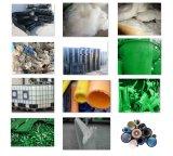 Plastic Maalmachine voor Pijpen/Profielen/Bladen/Films
