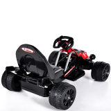 Électrique Conduire-sur le jouet Kart noir à télécommande Car- des enfants