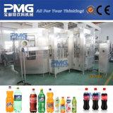 炭酸水清涼飲料の充填機
