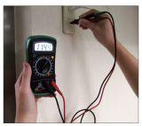 2000 LCD van tellingen de Digitale Multimeter van de Vertoning (MAS830)