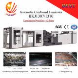 Série haute vitesse automatique Bkj de carton pour les fabricants de carton de la machine de contrecollage