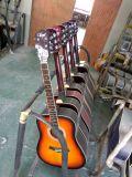 Aiersi Fabrik-fördernde bunte Akustikgitarre Sg029