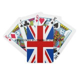 Impression polychrome personnalisée annonçant Playingcards, tisonnier, Playingcards avec le propriétaire Designes