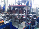 Copo automático da pipoca que faz a máquina