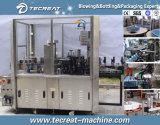 Alta velocidad de adhesivo termofusible OPP de etiquetado para el llenado de botellas de la línea de producción
