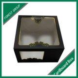 Aceptar calientes de la venta al cliente Solicitar buñuelo Box
