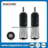 pequeño motor del engranaje de reducción de 3V 10m m para la herramienta cosmética