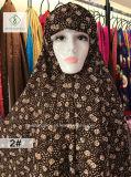 100% полиэстер 100см*110см горячая продажа моды мусульманских печати винты с головкой втулки