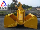 Benna idraulica cinese della gru a benna dell'escavatore con la copertura superiore da vendere